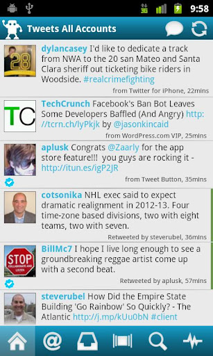 APK twidroyd pro for twitter v612 apk app