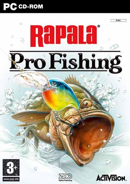 Download rapala pro fishing rifaiy share for Rapala pro fishing