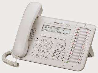 jual telepon panasonic kx-dt543 di denpasar bali