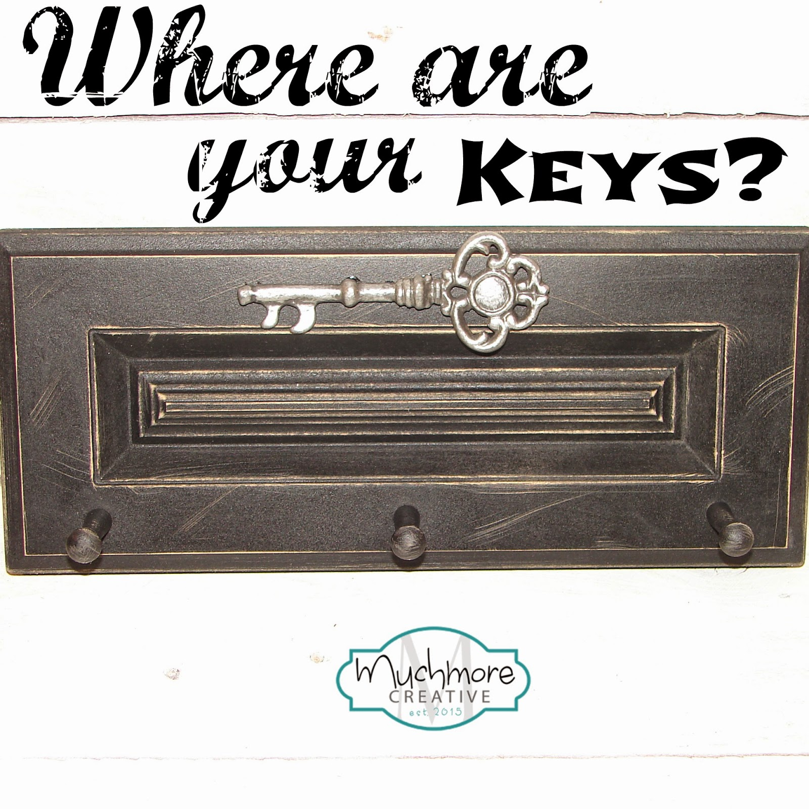 Where Are Your Keys