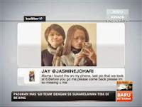Jasmine Johari berjaya tipu seluruh rakyat Malaysia termasuk ASTRO AWANI