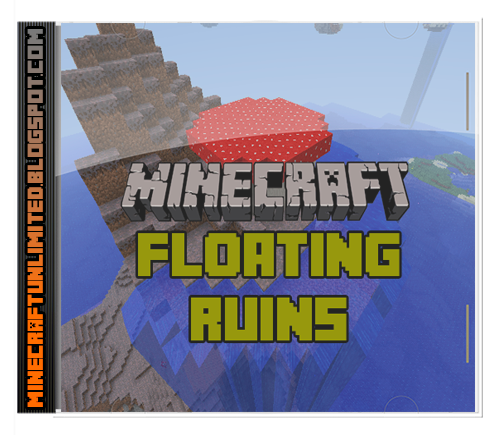 Floating Ruins Mod cover