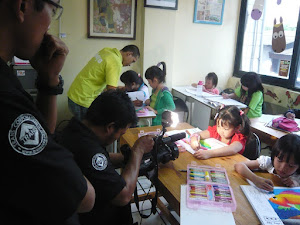 OHAYO Drawing School @ Trans 7