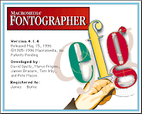 Macromedia Fontographer is now offered by FontLab.