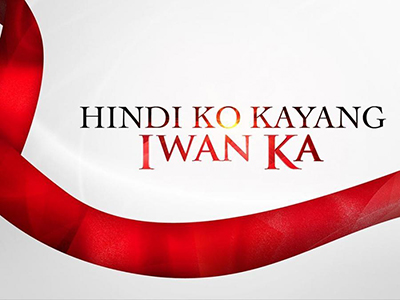 Hindi Ko Kayang Iwan Ka April 20 2018 SHOW DESCRIPTION: 'Hindi Ko Kayang Iwan' Ka follows the life of Thea Balagtas. After marrying Marco and raising their fraternal twins together, […]