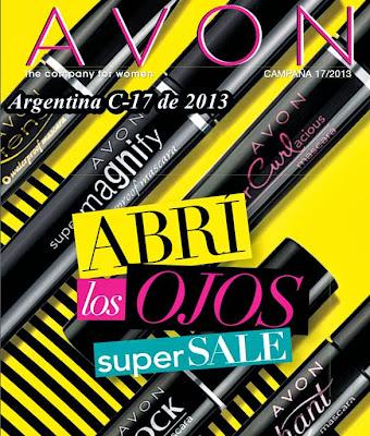 catalogo avon argentina c-17 2013