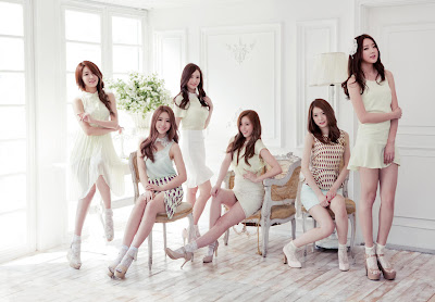Dal Shabet Wallpaper - HQ Kpop Wallpapers
