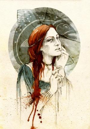 Lysa Tully - Juego de Tronos en los siete reinos