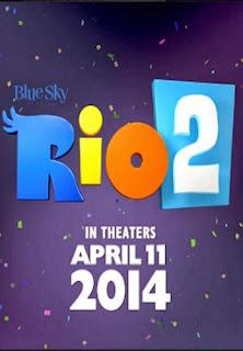 Rio 2 (2014) Bioskop