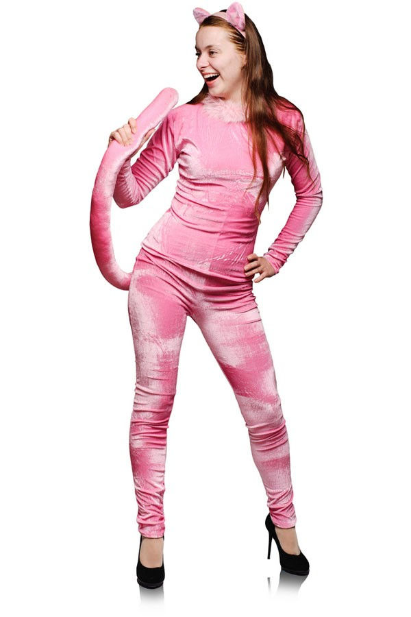 Pink panther dance costume