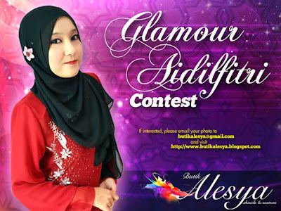 Glamour Aidilfitri 2011 Contest
