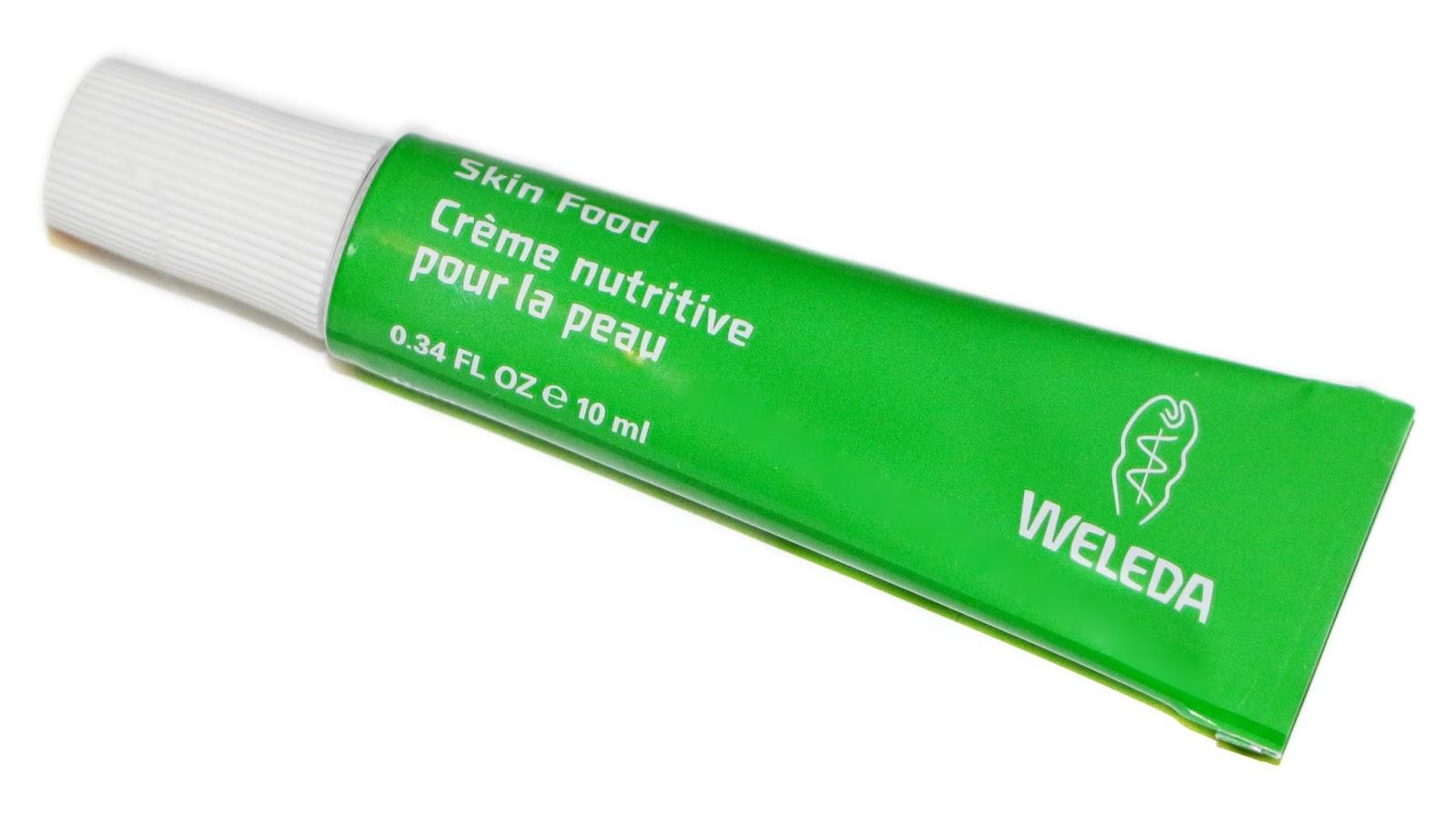 Review of Weleda Skin Food