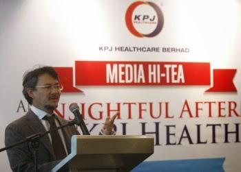KPJ GST akan ada kesan kenaikkan pada Bil Hospital