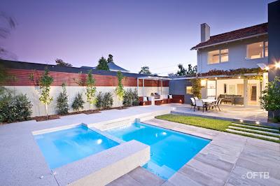 hermosas piscinas