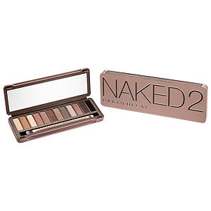 First Look Fridays, beauty blog, beauty blogger, Beauty by Miss L, interview, Urban Decay Naked 2 eyeshadow makeup palette, favorite beauty products