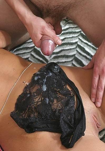 sticky panties pics