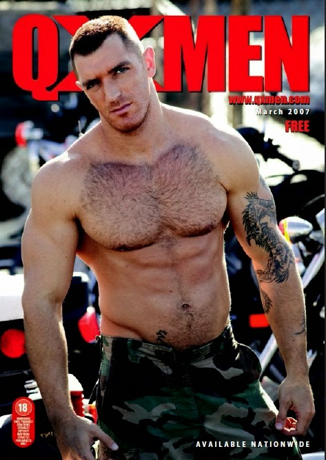 QX MEN - MAR 2007, Nr 08