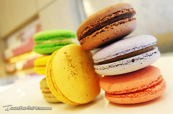 Foodie from the Metro - Chez Karine Bakery French Macarons