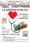 Jornada Informativa: la sanidad Pública, Defensa de un Derecho