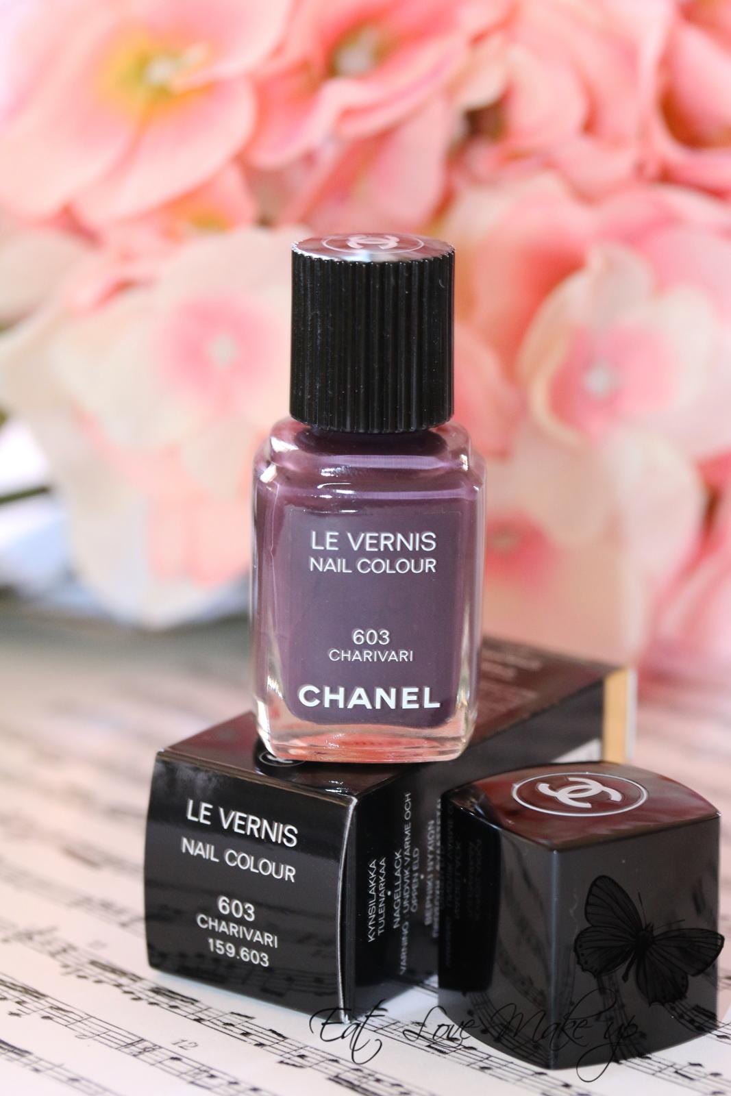 Chanel Le Vernis Nail Colour 603 Charivari