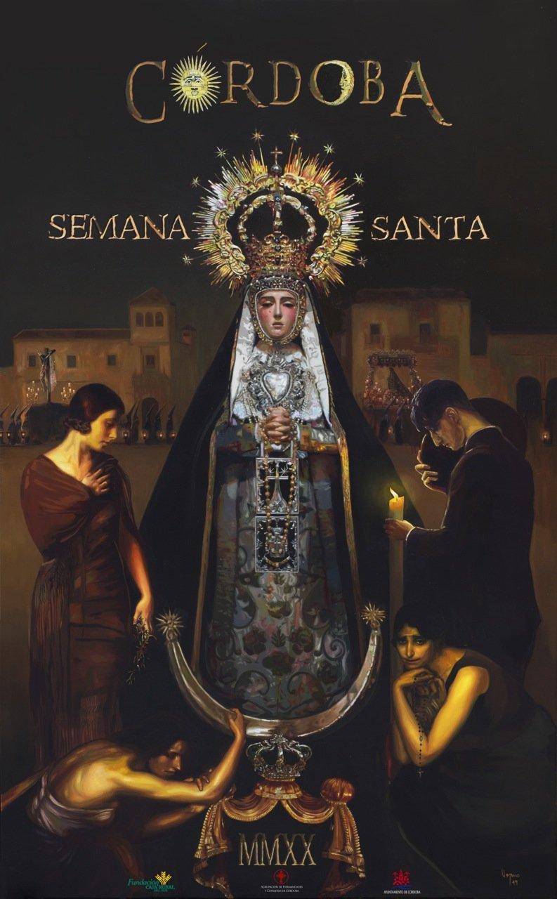 Cartel Semana Santa Córdoba 2020