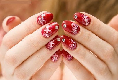 Nail art designs beautiful designs for short and long nails nail art designs beautiful designs for short and long nails stylish nails for girls prinsesfo Image collections