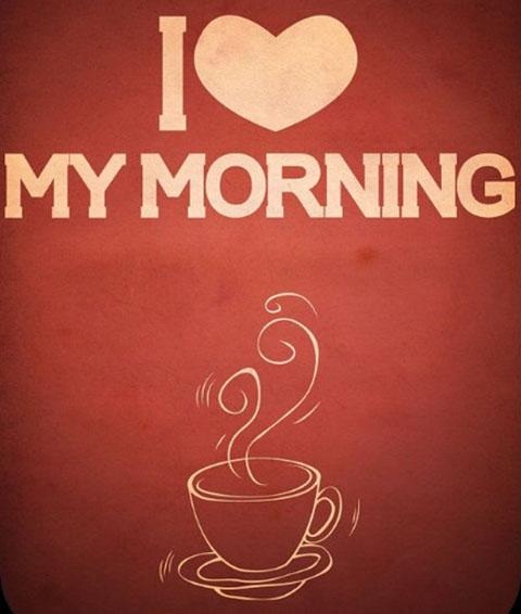 Tôi yêu buổi sáng của tôi