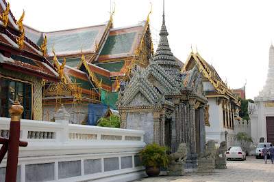 Inner court Grand Palace