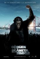 El origen del planeta de los simios (2011) online y gratis
