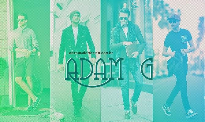 LOOKBOOK ADAM
