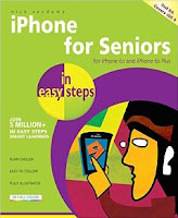 iPhone for Seniors in easy steps: For iPhone 6s and iPhone 6s Plus - covers iOS 9