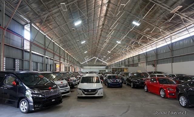 Auto Arcade Petaling Jaya CNY 2014 Open House