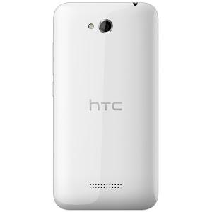 HTC Desire 616 rear
