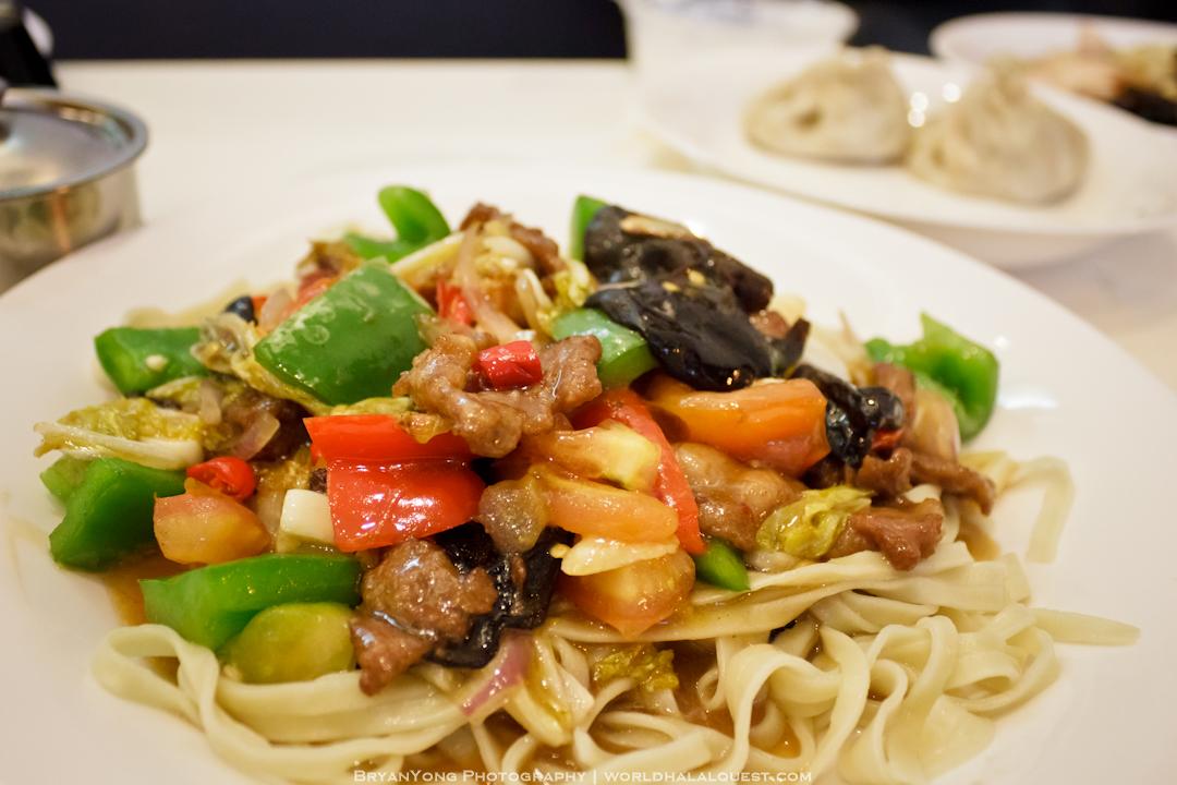 Whq malaysia al amin xinjiang muslim restaurant travel for Amin indian cuisine