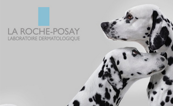 La Roche-Posay Skin Checker dalmatiens