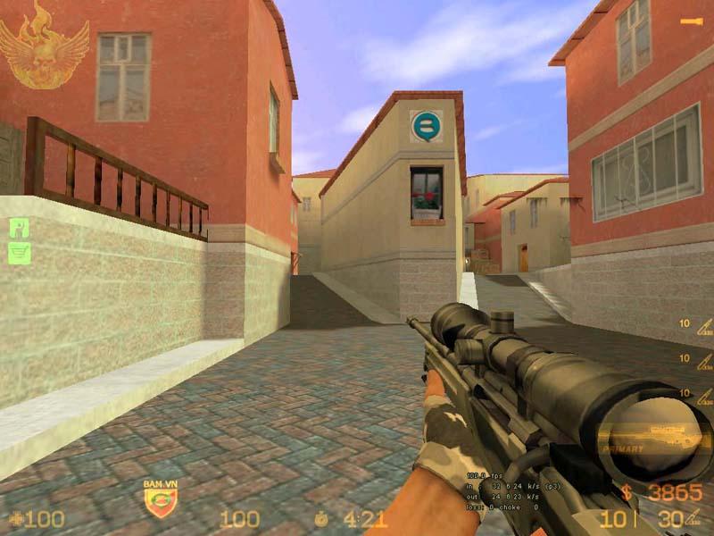 Half life CS 1.1 [Tổng hợp]