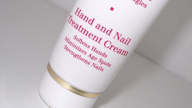 Clarins Hand And Nail Treatment Cream Review