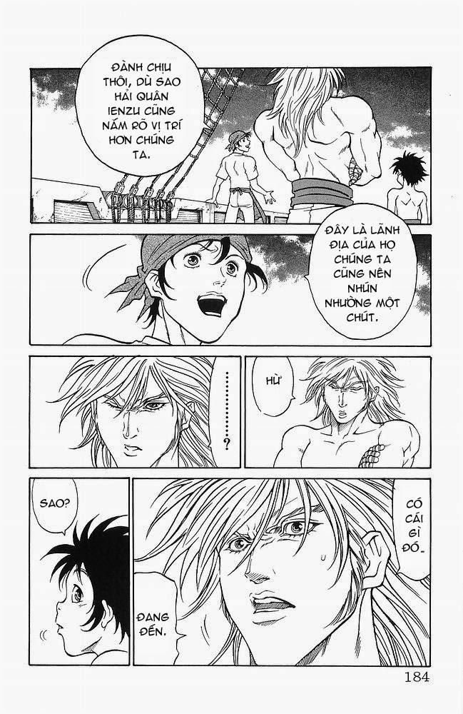 Vua Trên Biển – Coco Full Ahead chap 213 Trang 19 - Mangak.info