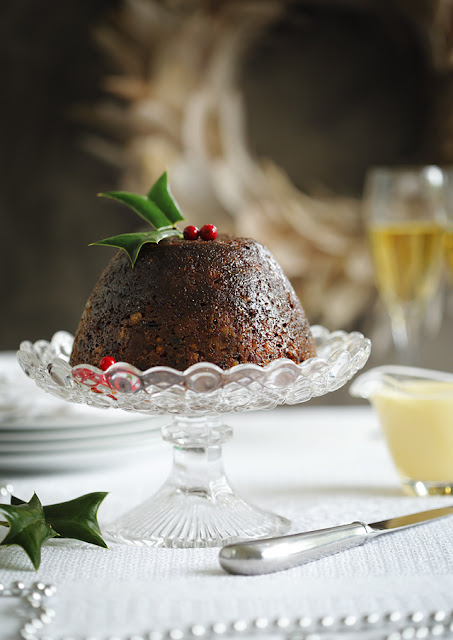 christmas recipe pudding gluten-free