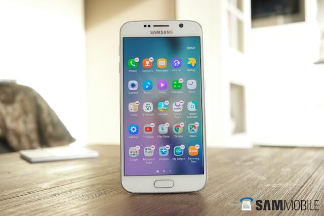 Samsung Galaxy S6 Marshmallow