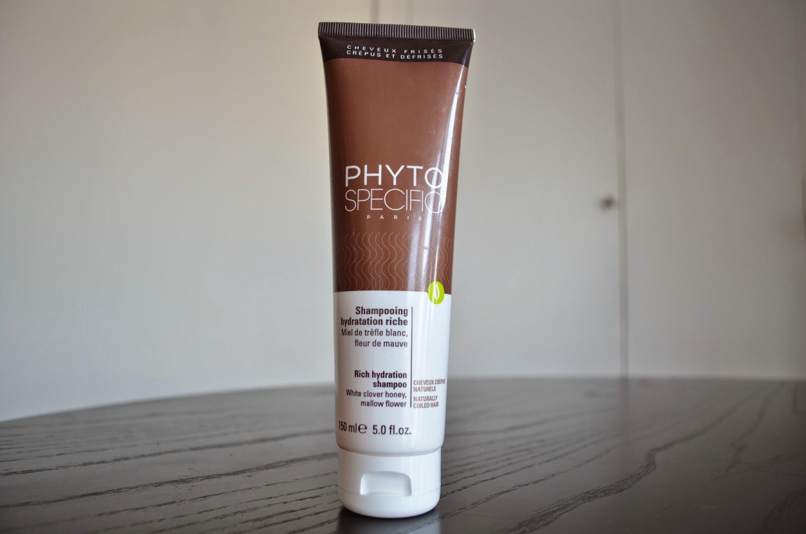 Phytospecific - Shampooing Hydratation Riche Miel de Trèfle Blanc et Fleur de Mauve