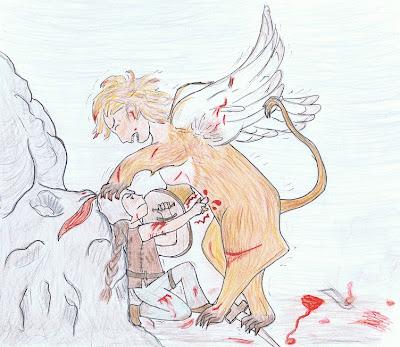 Une sphinge était la femme du sphinx :)