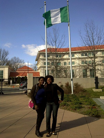mercy johnson washington dc embassy