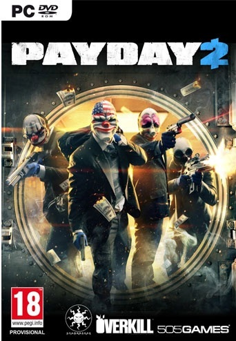 Download Payday 2 PC Game Gratis Full Version