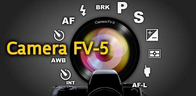 Camera FV-5 v1.62 Apk