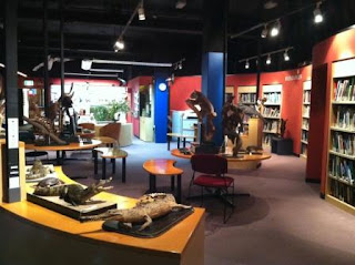 Photo of Search & Discover Space at Australian Museum
