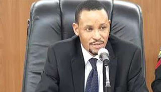 Code of Conduct Tribunal Chairman, Mr. Danladi Umar