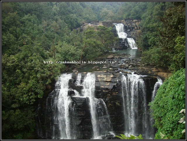 Karnataka Nayagara Waterfalls