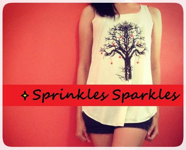 Sprinkles Sparkles