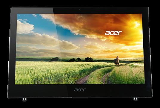 дизайн моноблока Acer Aspire Z1-601